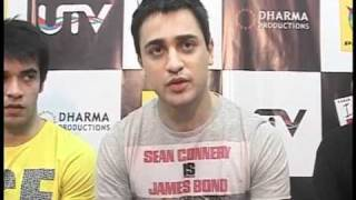 Bindaas Bollywood - Bollywood World - Bollywood World - I Hate Luv Storys DVD launch