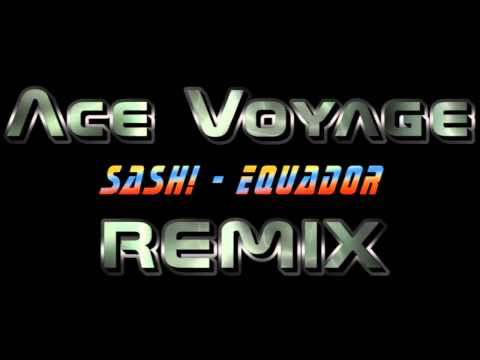Sash! - Equador (AVP Remix)