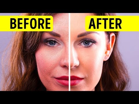 9 Simple Steps to Slim Your Face and Remove Wrinkles