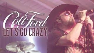 Colt Ford - Lets Go Crazy (Visualizer|Lexington, KY, 3-29-19) YouTube Videos