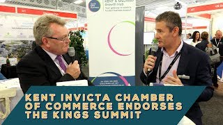 Kent Invicta Chamber of Commerce Endorses The Kings Summit