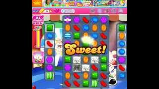 candy crush saga game play level 1378  ** No Booster**candy crush level 1378