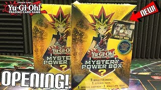 *NEW* Yu-Gi-Oh! WALMART MYSTERY Power Box Opening x2!