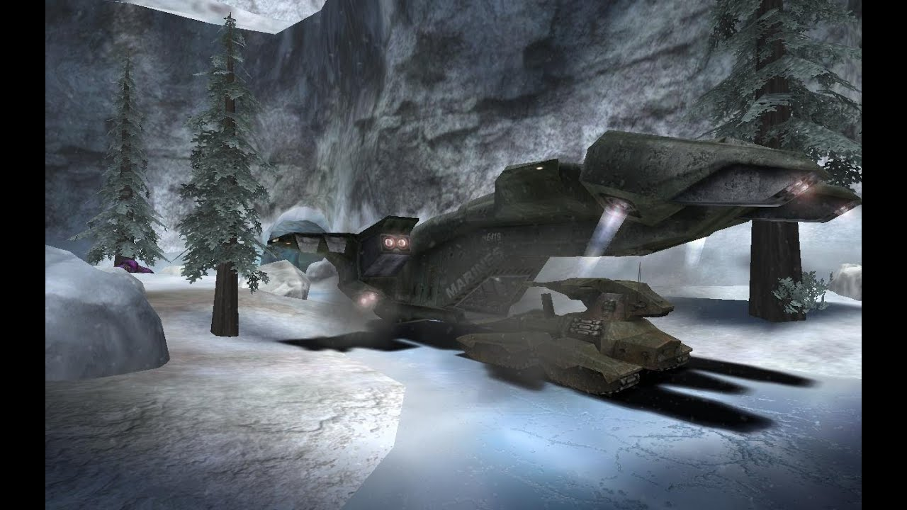 Scorpion Tank Halo CE