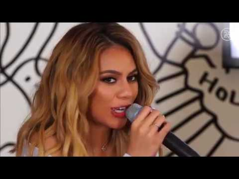 """FIFTH HARMONY - Talks Politics,Feminism,and their New Single """"DOWN"""" (at Refinery29)"""