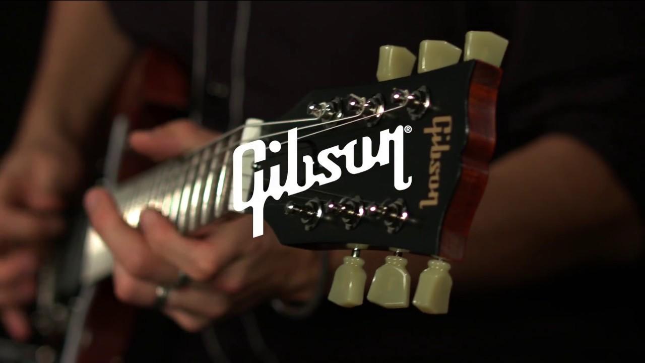 Gibson SG Faded 2018, Worn Bourbon | Gear4music demo