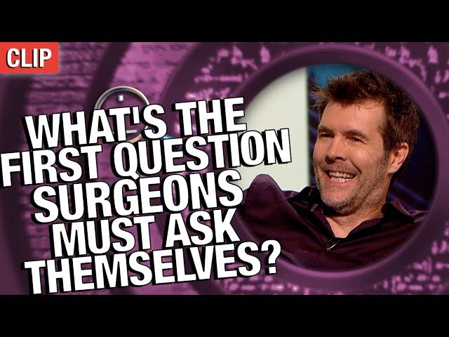 QI | What's The First Question Surgeons Must Ask Themselves?
