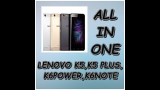 Install Xposed In Lenovo K6 Power K33a42 Video in MP4,HD MP4