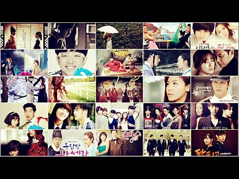 My Top 50 Korean Drama OST - 2012 [Part 1]