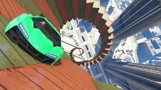 KING OF SPIRALS (GTA 5 Funny Moments)