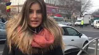 Stire TV - Trafic aglomerat in Bucuresti