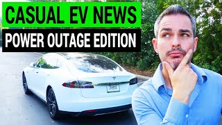 Electric Car News: The Irony Edition