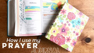 MY 2018 WAR BINDER SET UP | PRAYER JOURNAL & PRAYER BINDER
