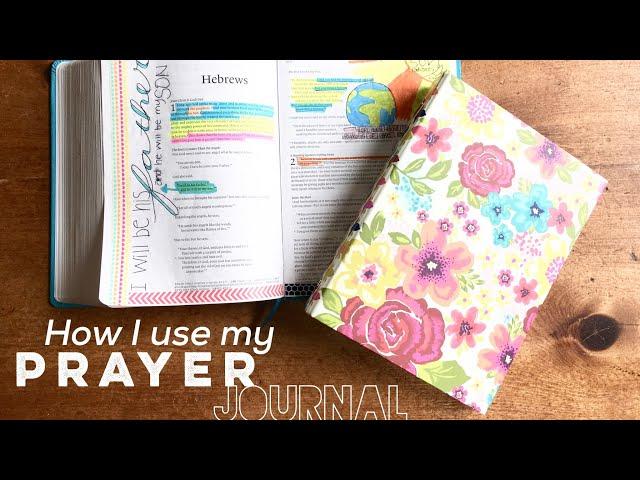 MY 2018 WAR BINDER SET UP   PRAYER JOURNAL & PRAYER BINDER