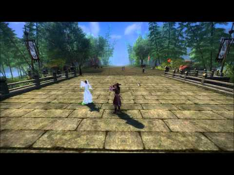 Age of Wushu: Touch of Colour Skill Set