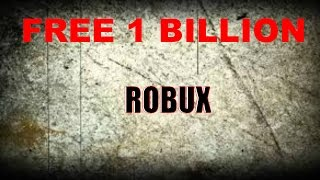 HOW TO GET FREE 10 BILLION ROBUX ON ROBLOX!!