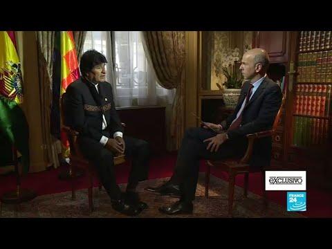 """""""No es deseo de Evo, es deseo del pueblo"""": Evo Morales sobre su aspiración a un cuarto mandato"""
