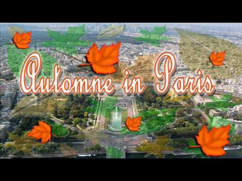 Autumn in Paris (Edith Piaf, Juliette Greco, Maurice Chevalier…) | French Music