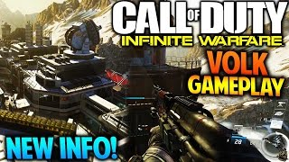 infinite warfare breakout gameplay claw payload weapon gameplay cod iw multiplayer