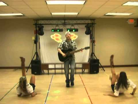 Sample Choreography Idea for CMT Luke Bryan Performance 2011