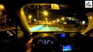 Subaru Forester - Race&Night FPV Driving in 4k / Безмолвная поездка в 4k на Субару Форестер