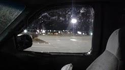 Easy, cheap, automotive window repair, temporary