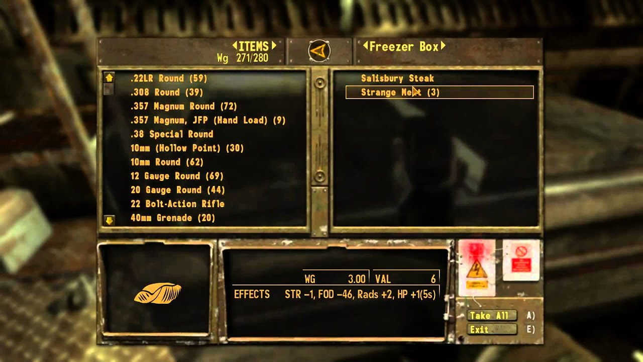 New vegas sexual innuendo invisible
