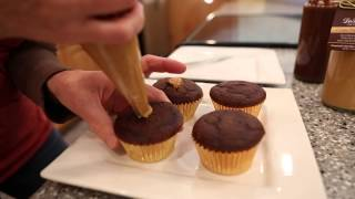 How To Make Debrand Peanut Butter Cup-cakes