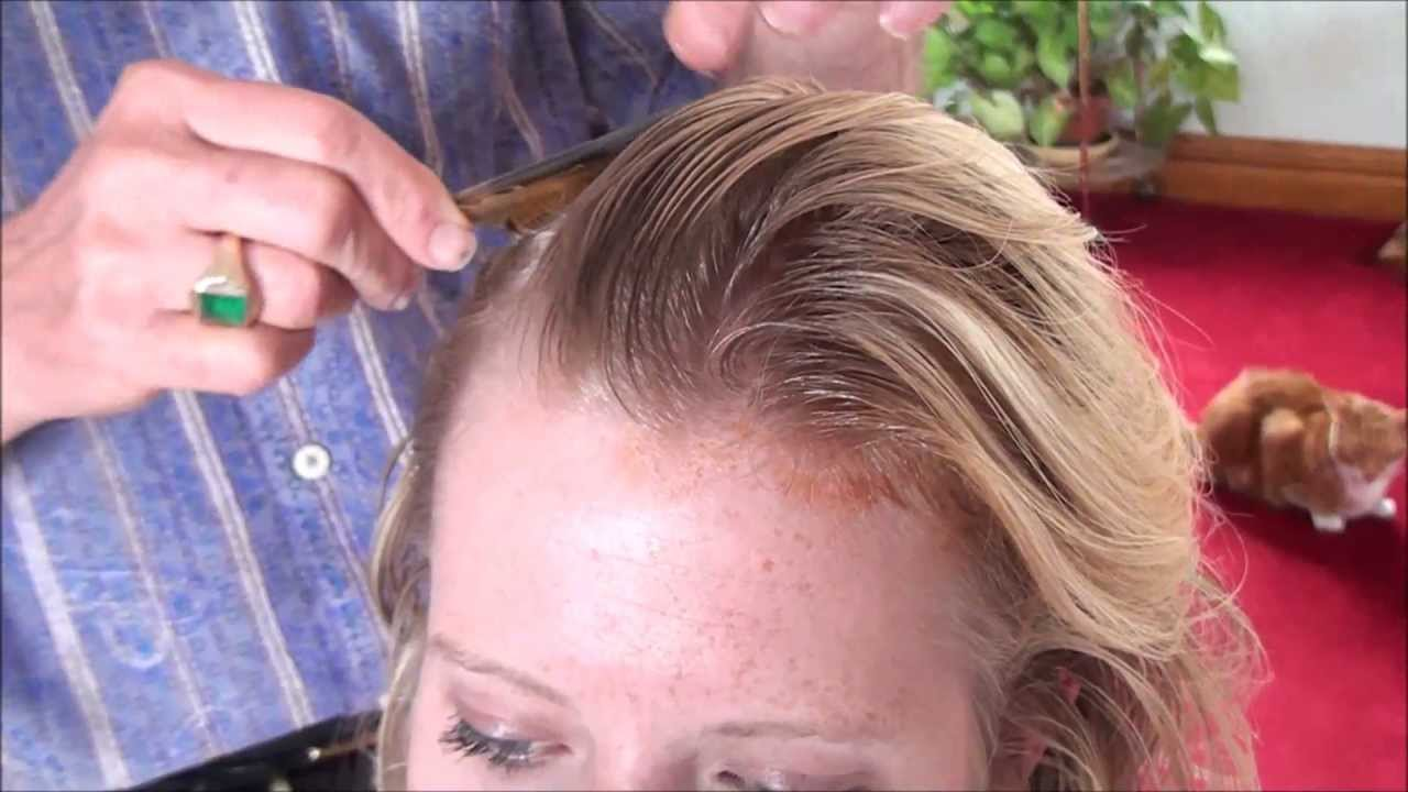 Using Elixirs With Your Lunar Haircut Morrocco Method Youtube