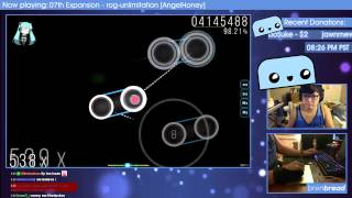 [osu!] rog-unlimitation AngelHoney 98.03% 227pp