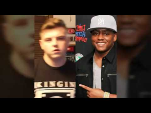 THE REAL AK VS Cassidy Freestyle Battle Rap