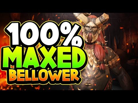 Raid Shadow Legends: Bellower Guide, Build, Masteries