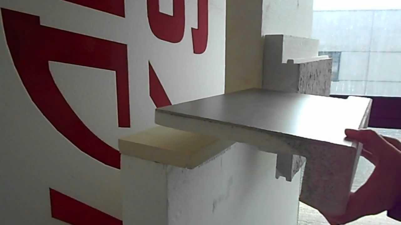 Davanzale Interno Della Finestra prolunga davanzale soglia e spalletta termiche wall system scossalina  profilo cappotto corazzato