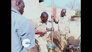 Humanity First Installs Water Pumps in Mali