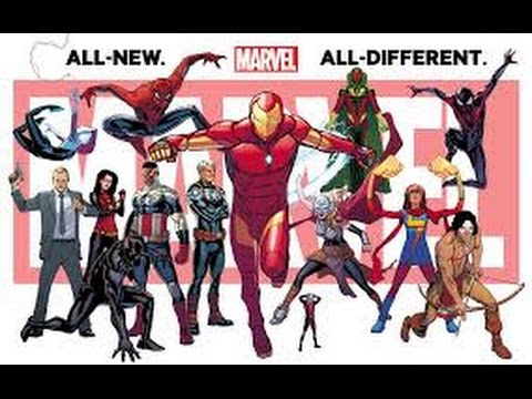 [Central HQs] All-New, All-Different Marvel