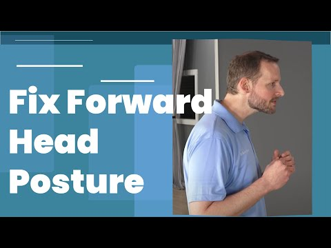 How To Fix Forward Head Posture 3 Easy Exercises (From a Chiropractor)
