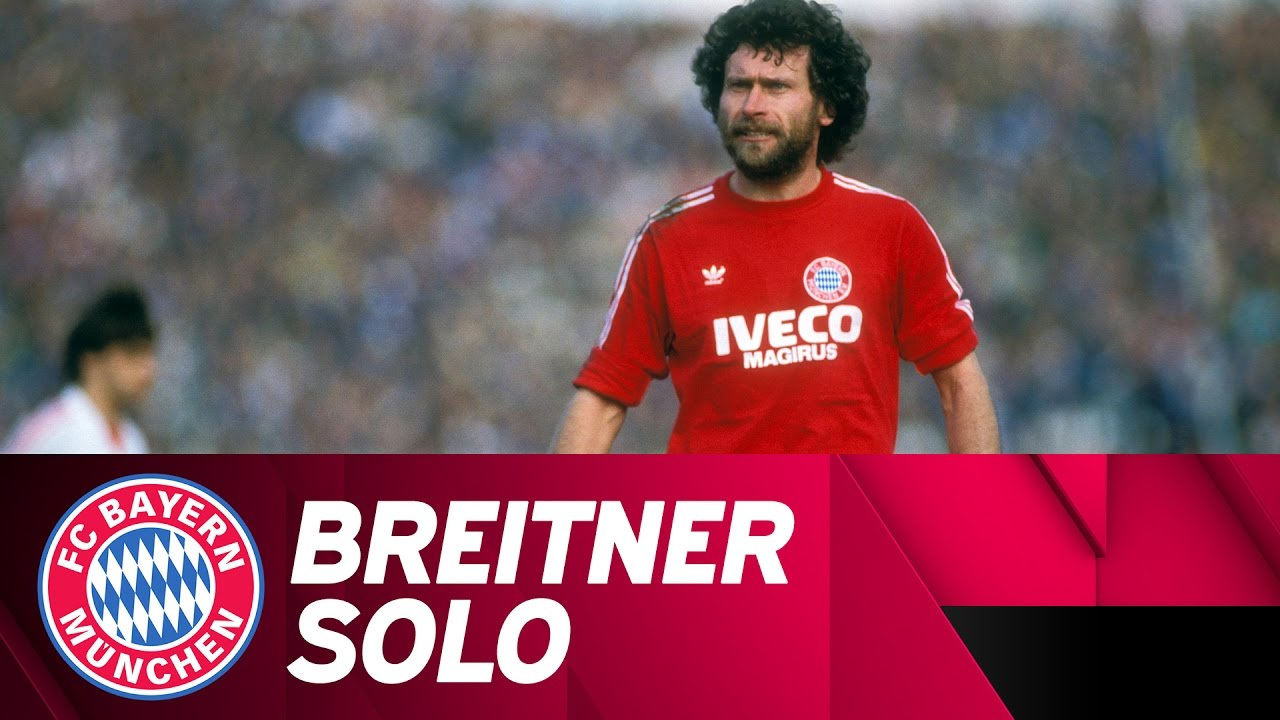80 Metre Solo Goal by Paul Breitner