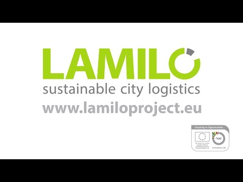 LaMiLo Final Conference: The Future of Last Mile Logistics (Brussels, 24 June 2015)