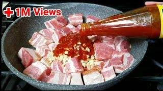 Download lagu GAWIN ITO SA BABOY MO! Sauce Palang Mapapa Extra Rice Ka na sa Sobrang Sarap! Unforgettable Ulam!