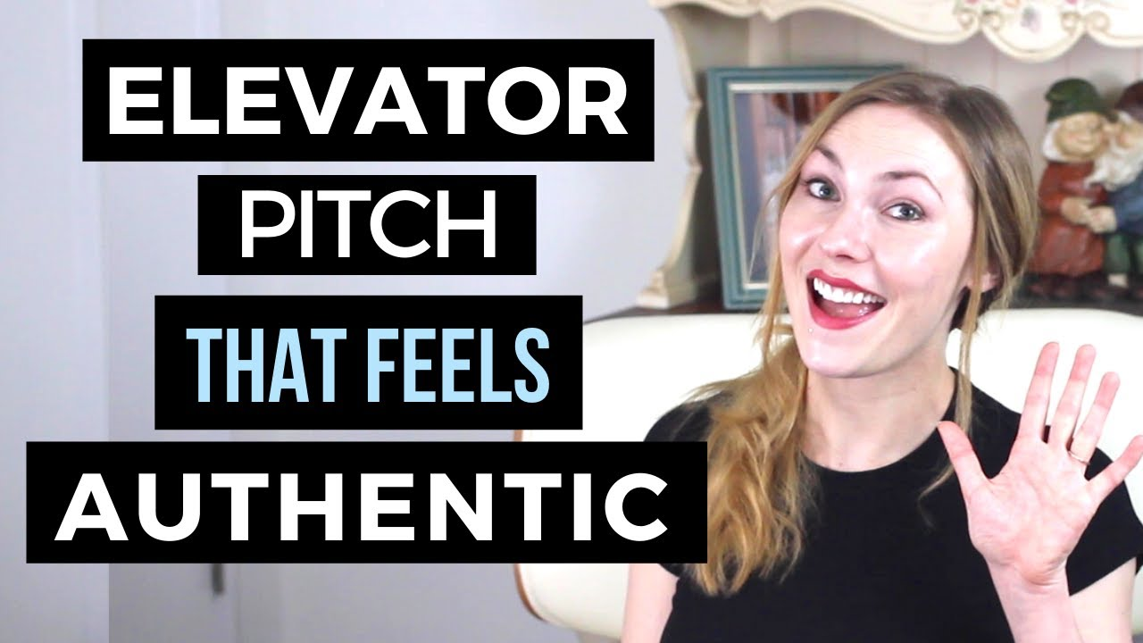 How to Create an Elevator Speech About Yourself - Elevator Speech Sample!