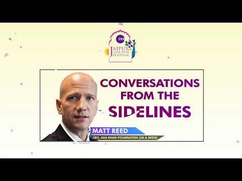 ZeeJLF conversations: Matt Reed talks about creating role models in advancement through education