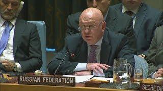 Послушай теперь меня! Небензя ОСАДИЛ представителя Косово в ООН! Мощное выступление