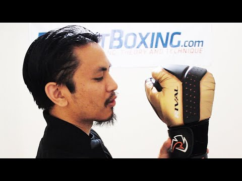 Rival RB10 Intelli-Shock Bag Boxing Training Gloves Review