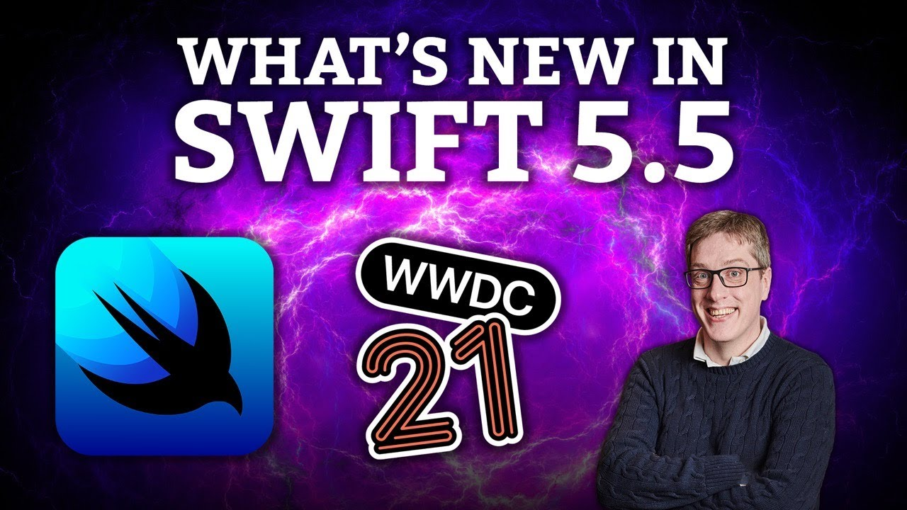 What's New in Swift 5.5