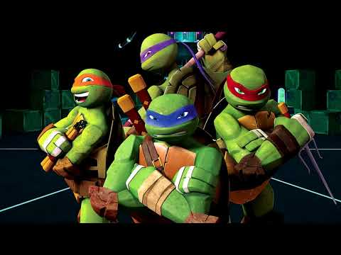 """TMNT OST #2 - """"Total Isolation"""""""