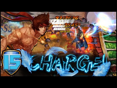 DFO Charge! - [Male Striker] - HIS LIMBS ARE ON FIRE!