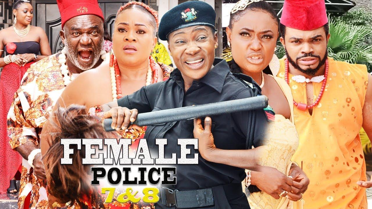 Download Female Police Season 7&8  - Mercy Johnson |New Movie| 2019 Latest Nigerian Nollywood Movie