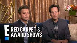 "Will Jeremy Renner & Paul Rudd Spoil ""Endgame""? 