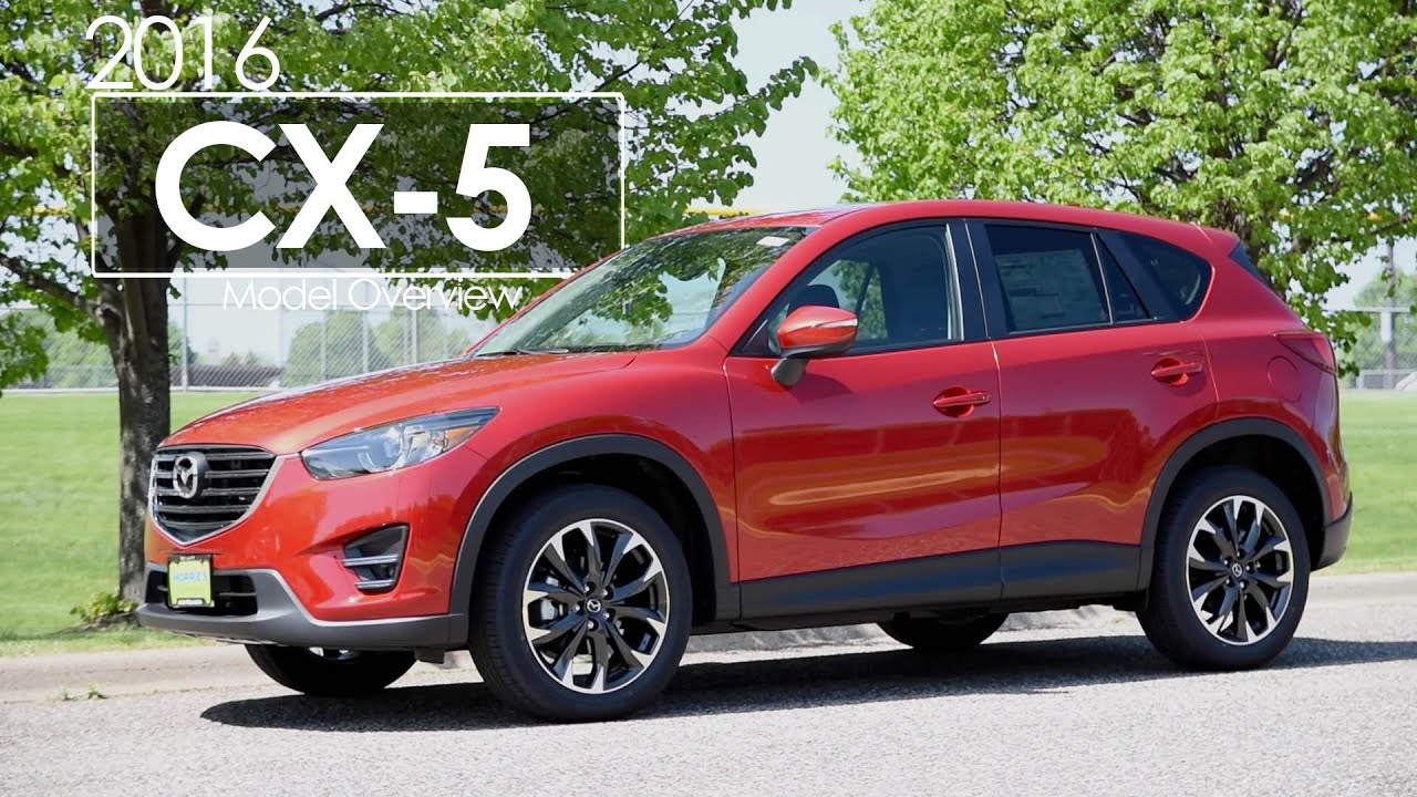 2016 mazda cx 5 review test drive youtube