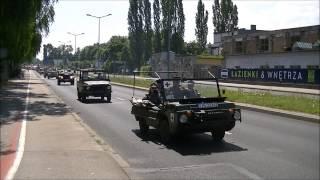 04.07.2015 Operacja Południe 2015 Bielsko-Biała parada pojazdów militarnych